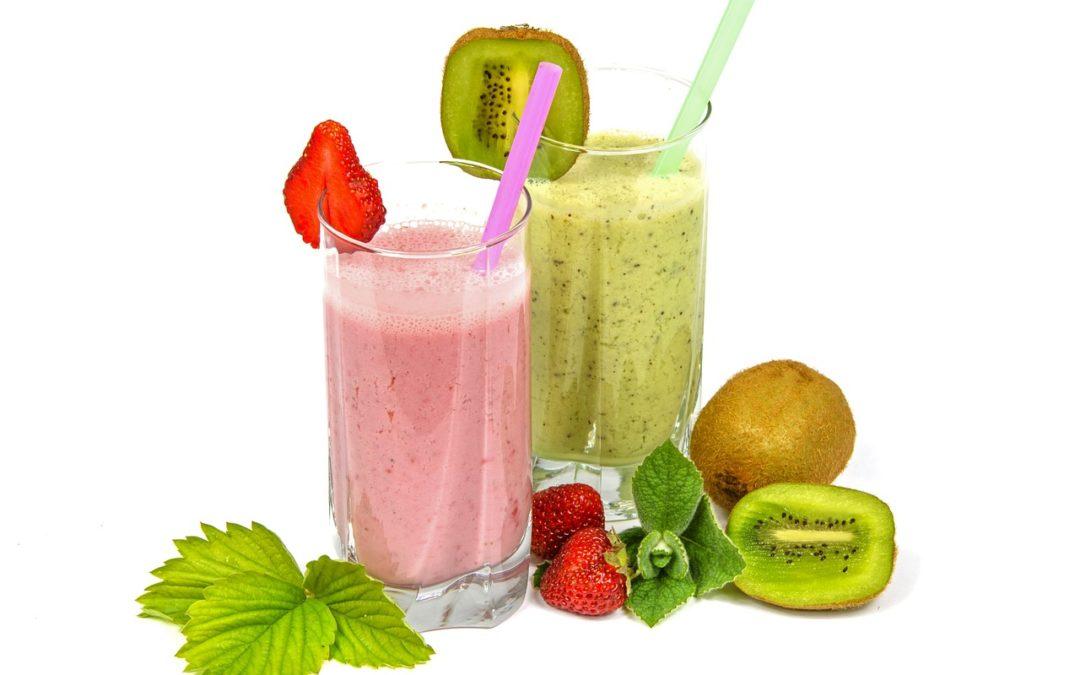 6 deilige smoothies